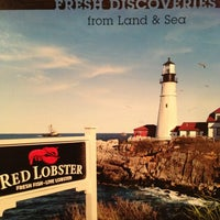 Photo taken at Red Lobster by Joe S. on 1/21/2013