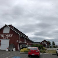 Photo taken at Whidbey Pies Cafe by navin n. on 7/1/2018