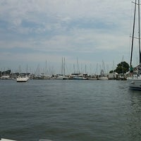 Photo taken at Annapolis Landing Fuel Dock by Beeprb B. on 8/11/2013
