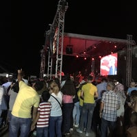 Photo taken at Hayrabolu Festival Alanı by Tayfun Ö. on 8/11/2017