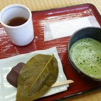 Photo taken at 琴きき茶屋 by wakochan on 9/14/2015