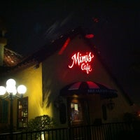 Photo taken at Mimi's Cafe by Ahmad A. on 12/6/2012