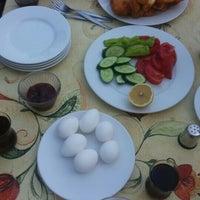 Photo taken at Hotel Ksantos by Ferhat Ç. on 7/13/2016