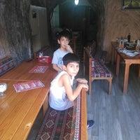 Photo taken at Mağara Ocakbaşı Dürüm Evi by Resul C. on 9/18/2017