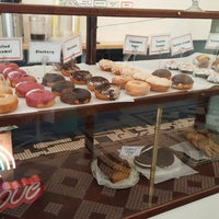 Photo taken at Happy Camper Donuts by Erin D. on 11/12/2017