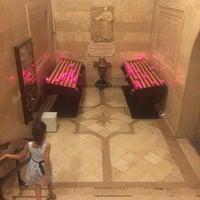 Photo taken at Basilica di San Nicola by Valentina on 8/21/2016