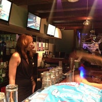 Photo taken at Machavelle Sports Bar & Lounge by Sean D. on 10/27/2012