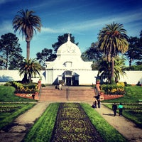 Photo taken at Conservatory of Flowers by Lindsey B. on 11/2/2012