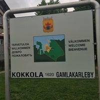 Photo taken at Kokkola by Emma S. on 7/20/2017