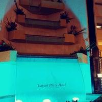 Photo taken at Capital Plaza Hotel Jefferson City by Sara B. on 2/27/2017