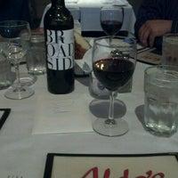 Photo taken at Aldo's Ristorante & Bar by Michelle B. on 9/18/2012