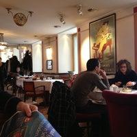 Photo taken at Café de Ville by Daniel S. on 1/13/2013