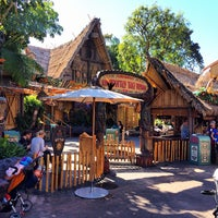 Photo taken at Enchanted Tiki Room by Kevin D. on 10/31/2013