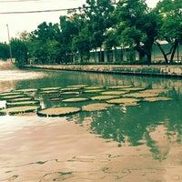 Photo taken at โรงอาหารตึก B by Taan N. on 10/25/2014