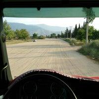 Photo taken at çaylı at yarışı sahasi by G. Ö. on 6/18/2015