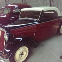 Photo taken at The Bauska Branch of the Riga Motor Museum by Eduards S. on 6/6/2015