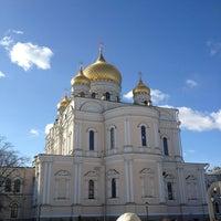 Photo taken at Воскресенский Новодевичий женский монастырь by 💋Veronichka💋 on 3/24/2013