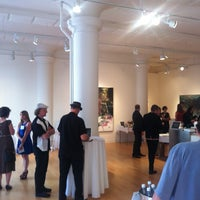 Photo taken at Dolby Chadwick Gallery by Candy E. on 3/15/2014