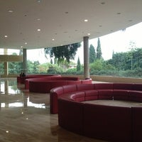 Photo taken at IESE Business School - North Campus by Luis S. on 11/6/2012