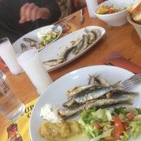 Photo taken at Nokta Cafe & Restaurant by Ata Ü. on 1/21/2018