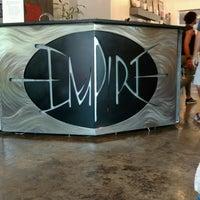 Photo taken at Empire Hair Studio by Craig B. on 9/13/2016