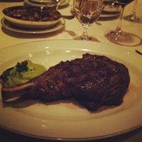 Photo taken at Prime Steakhouse by Tomoyuki T. on 1/10/2013
