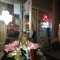 Photo taken at Bulls Restaurant and Bar by Brenda F. on 4/20/2013