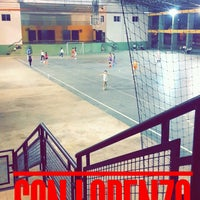 Photo taken at Polideportivo CEP by Marcio F. on 9/29/2016