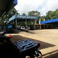 Photo taken at Muthugala Auto Service by Sudara F. on 10/24/2013