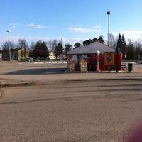 Photo taken at Varkauden Tori by Eero S. on 4/11/2013