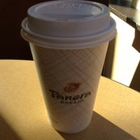 Photo taken at Panera Bread by Vladimir G. on 4/21/2013