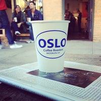 Снимок сделан в Oslo Coffee пользователем Benjamin P. 10/21/2012