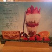 Photo taken at SanaQueSana Gourmet by Carolina M. on 11/28/2012