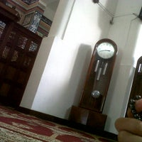 Photo taken at Masjid Cut Meutia by fidya a. on 1/2/2013