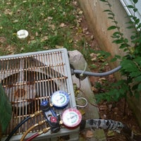 Photo taken at Aaac Service Heating and air by Aaac Service H. on 8/2/2015