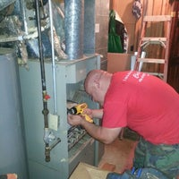 Photo taken at Aaac Service Heating and air by Aaac Service H. on 1/25/2015