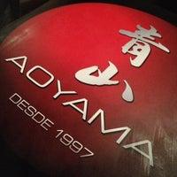 Foto tirada no(a) Aoyama por Roni S. em 12/5/2012