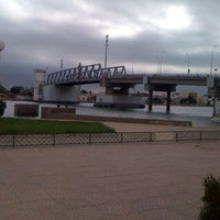 Photo taken at Pont de Bizerte by Mootez T. on 11/6/2012