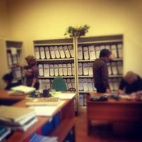 Photo taken at Tribunale di Frascati by SALA AVVOCATI FRASCATI on 12/20/2013