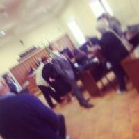 Photo taken at Tribunale di Frascati by SALA AVVOCATI FRASCATI on 11/8/2013