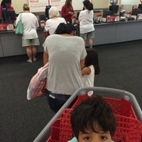 Photo taken at Target by Christian d. on 8/27/2016