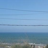 Photo taken at Yelken Beach by NeslihaN . on 8/7/2017
