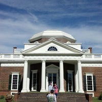 Photo taken at Monticello by Alan P. on 9/15/2012