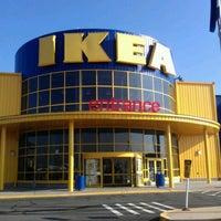 Photo taken at IKEA Elizabeth by Rolando A. on 10/19/2012