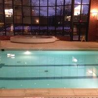 Photo taken at Sheraton Suites Akron/Cuyahoga Falls by Derek M. on 1/5/2013