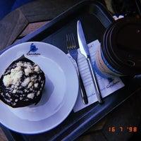 7/16/2018 tarihinde Müge M.ziyaretçi tarafından Caribou Coffee'de çekilen fotoğraf