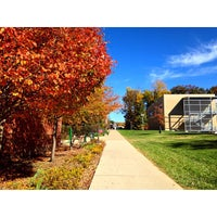 Photo taken at Innovation Hall - George Mason University by Sean H. on 10/27/2014