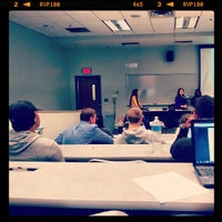 Photo taken at Innovation Hall - George Mason University by Sean H. on 12/5/2013