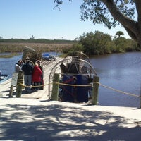 Photo taken at Everglades Private Airboat Tours by lemaa on 2/17/2013
