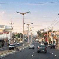 Photo taken at Avenida Constantino Nery by Renan C. on 2/2/2013